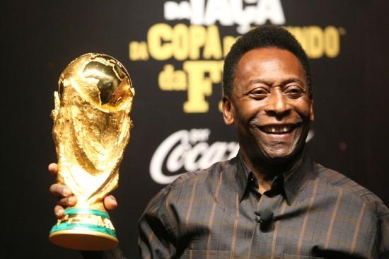 贝利又张乌鸦嘴预测巴西世界杯 德国队不幸中