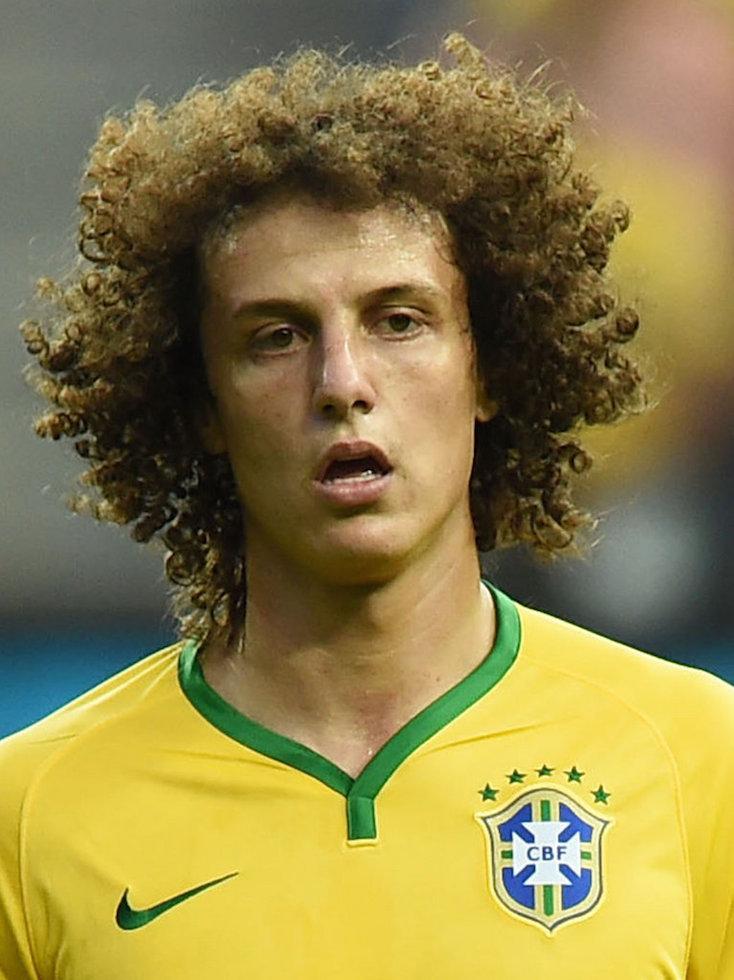 高清:盘点世界杯上的个性发型图片