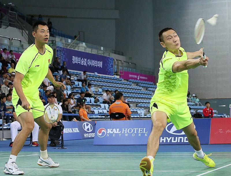 羽球男团半决赛中国完胜马来西亚 将与韩国争冠【6】