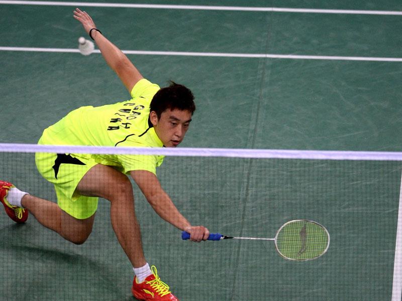 亚运会羽毛球男子团体决赛 中国队遗憾未能卫冕【13】