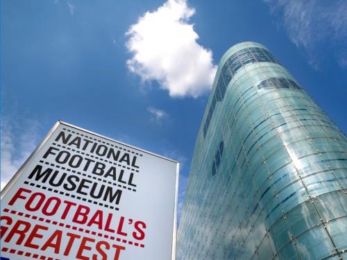 组图:习近平参观的英格兰足球博物馆都有啥宝