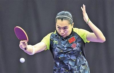 中国女队杀入世乒赛四强晋级之路并不平坦