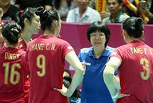 世界女排大奖赛中国队获第五名  2016年世界女排大奖赛于北京时间6月3日至7月10日进行。中国女排作为第一档球队,分别参加宁波北仑站、澳门站和香港站的预赛。中国女排取得了前两站冠军和香港站亚军,在总决赛中,中国队小组赛两战皆负,最终3-0战胜泰国队,获得第五名。【详细】中国女排|大奖赛|奥运|体育