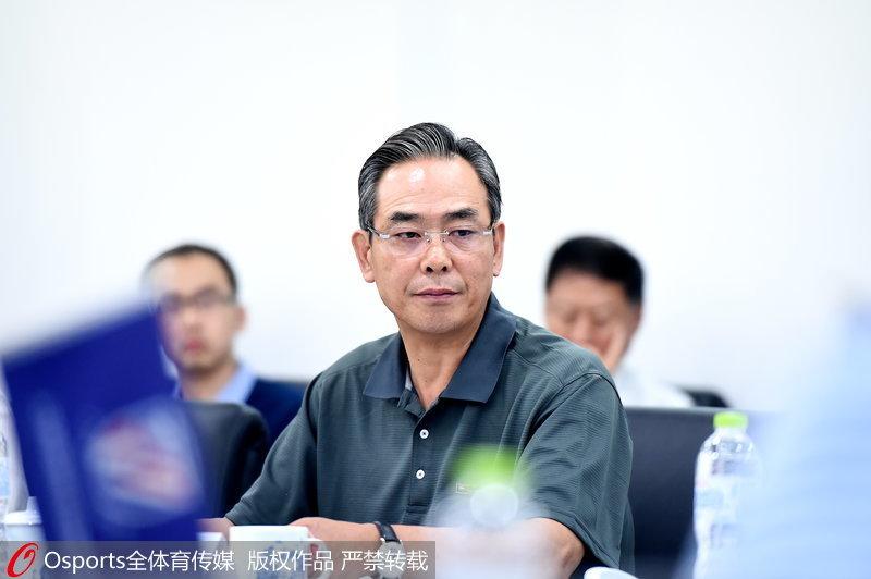 中国足协主席是谁