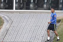 巴西国奥队积极备战