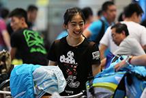 国羽结束奥运前集训返京