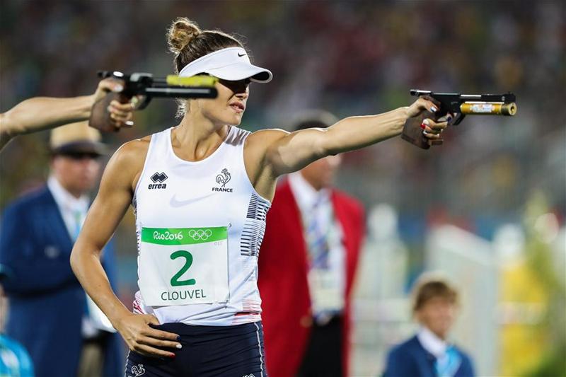 高清组图:里约奥运会第十四个比赛日精彩瞬间