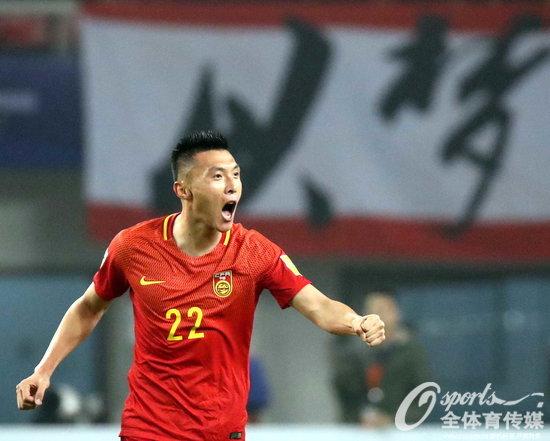 世預賽-于大寶建功國足主場1-0勝韓國奪12強賽首勝