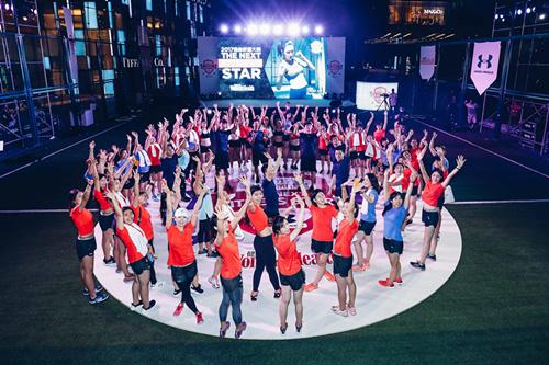 健康女性健身新星大赛北京站火热上演 下个全民女神就在这