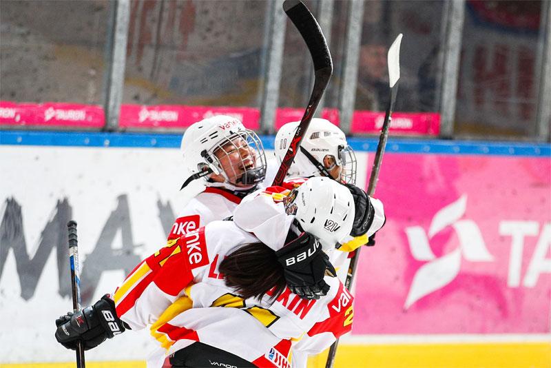 U18女冰世青赛三个队长进四球皮云琳:终于能唱国歌了内蒙古卫视搏击风暴