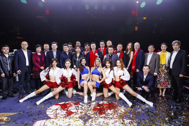 2017 IBF丝路冠军联赛收官之战圆满结束