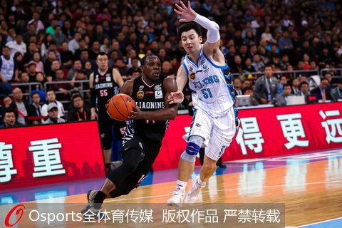 cba季后赛-哈德森29分 辽宁客场险胜北京总分1-0