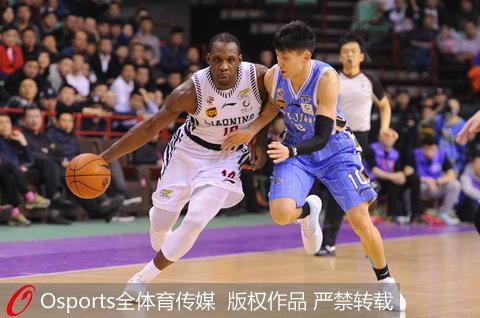 CBA季后赛-哈德森41+8辽宁双加时胜北京比分2-1