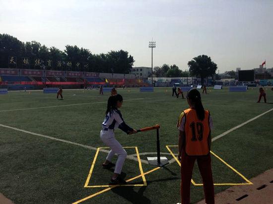 第十届北京市体育大会各项比赛陆续展开爱海滔滔原唱
