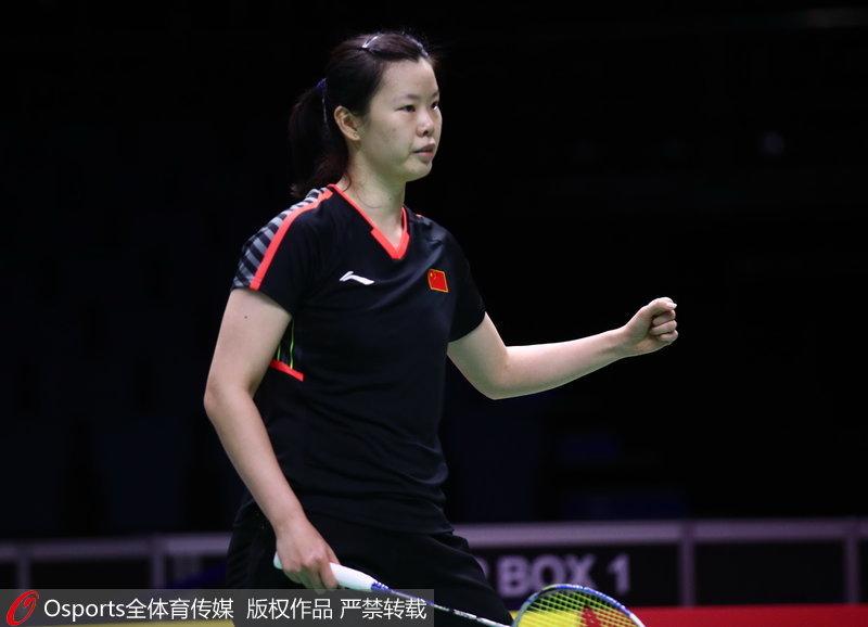 2018尤伯杯半决赛  中国女队迎战东道主泰国女队