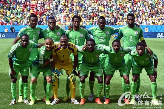 双鹰宿命对决 尼日利亚能否实现超级鹰的夙愿