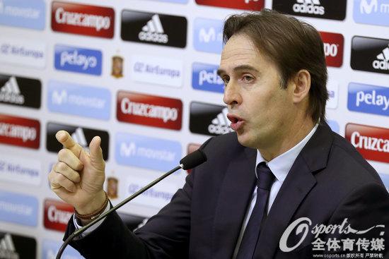 世界杯开赛在即西班牙足协宣布主帅洛佩特吉下课董路老婆