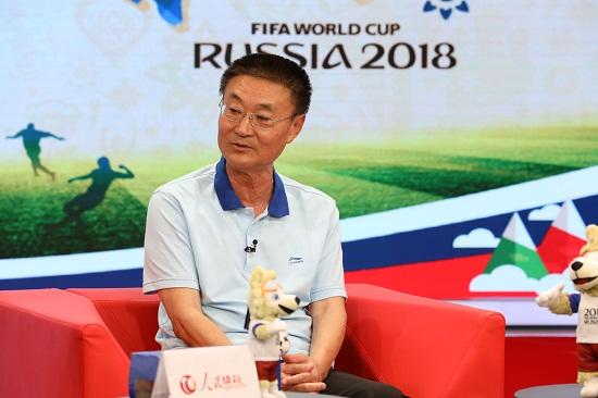 陈昭:2026年中国有希望进入世界杯决赛圈