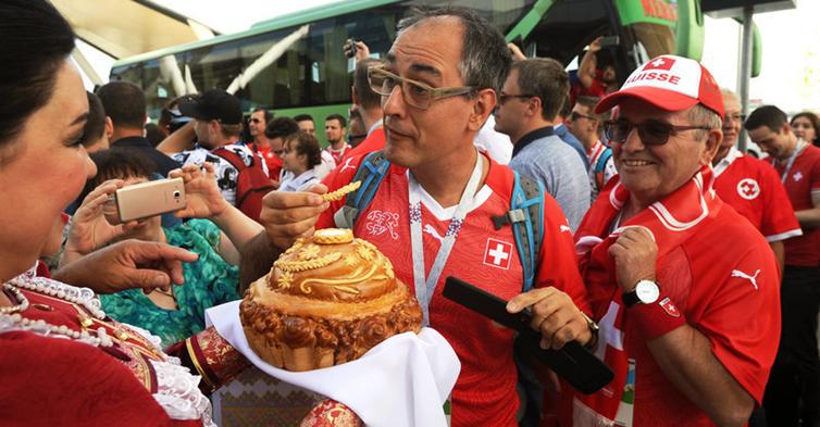 """俄罗斯世界杯""""吃喝玩乐""""指南"""