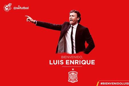 西班牙足协宣布恩里克出任主帅执教至2020年欧洲杯芙蓉王妃19楼