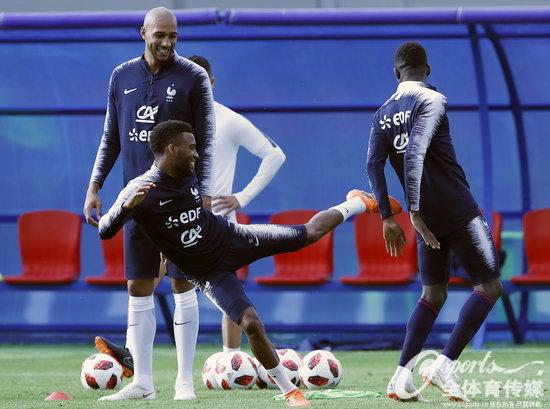 世界杯半決賽前瞻:法國、比利時最強天賦之戰