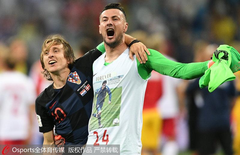 高清:盘点2018年俄罗斯世界杯十大感人瞬间