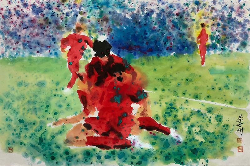 """""""印象世界杯""""之六:激情一瞬 定格传奇"""