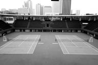雅加达亚运会网球场