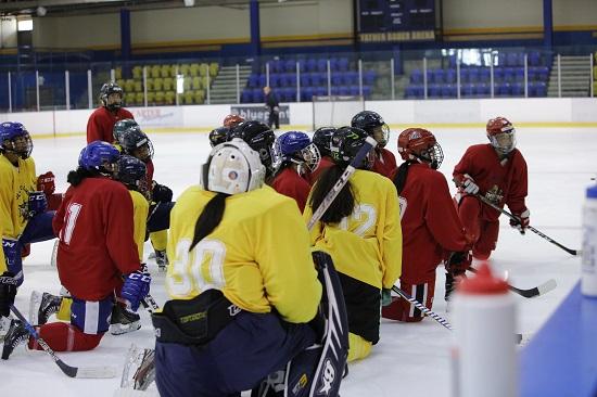 奥林匹克训练营温哥华站完美结营华裔女冰打出2022希望