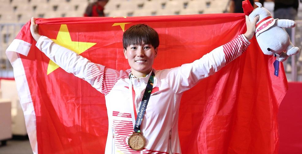 高清:拳击女子57公斤级决赛 中国选手尹军花摘得金牌