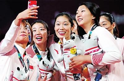 亚运会夺冠我们并不轻松