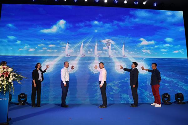 2018中国帆船联赛即将启航正式拉开帆船职业化序幕