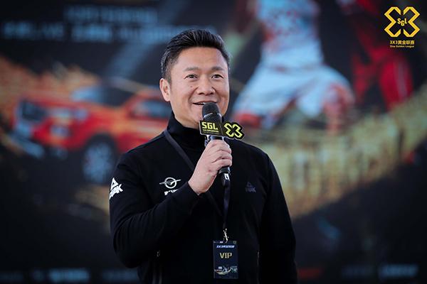 2018年3X3黄金联赛落幕北京战队成功卫冕创历史钟丽缇吻戏