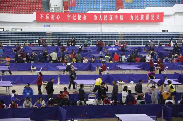 北京市第十二届和谐杯乒乓球v小学总决赛举行上海小学大宁国际图片