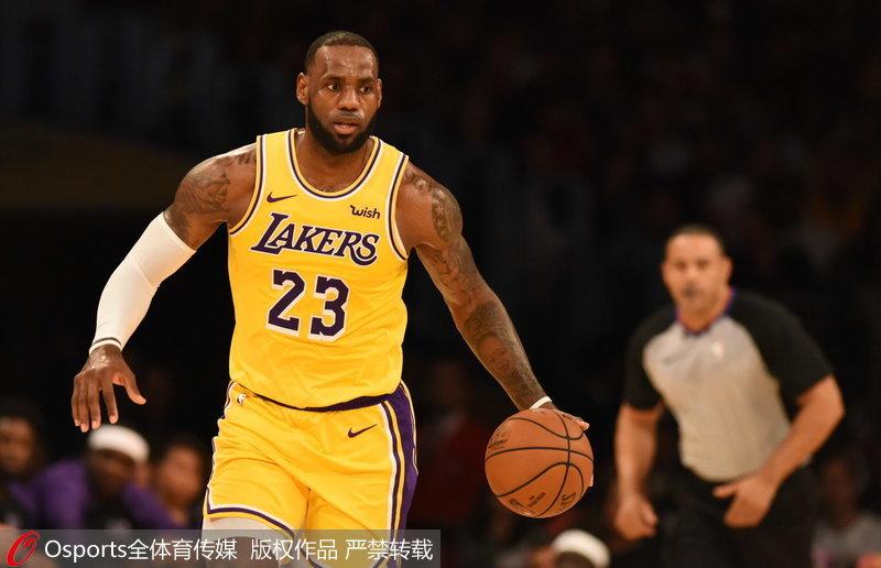 NBA新赛季前瞻:西部火勇斗法 东部群雄争霸