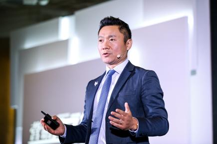 2018微博影响力营销峰会:透析体育营销新未来江苏科大体育学院