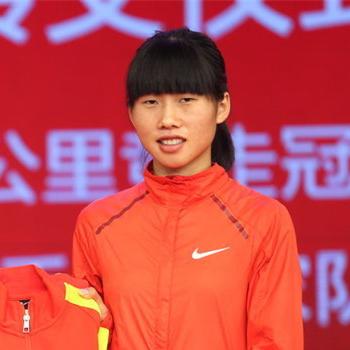 刘庆红首位田径世锦赛大众跑者