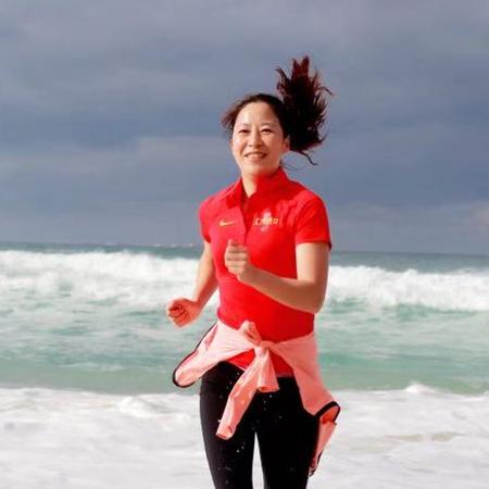 王丽萍奥运冠军、王者传奇公司创始人