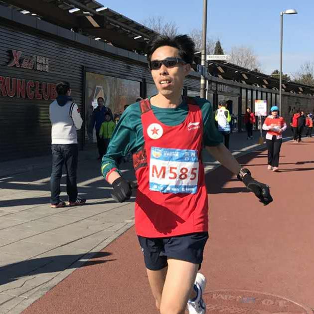 朱兴有马拉松高级教练