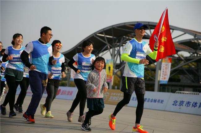 天天5K,让跑步成为一种生活态度