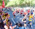 马拉松见证改革开放        这其中,马拉松扮演着愈发重要的角色。