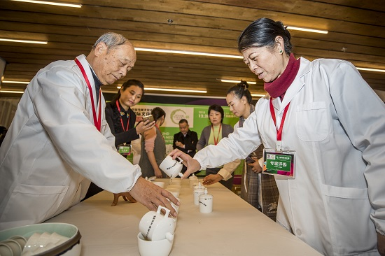 第二届鸟巢茶王赛暨第七届北京国际斗茶大赛开幕大魔国