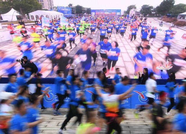 马拉松参与社会规则意识构建 迎来量变到质变拐点