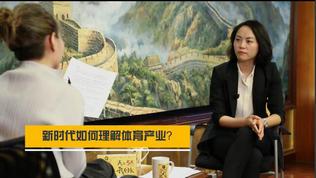 泛华集团文化体育研究院王晓芳院长