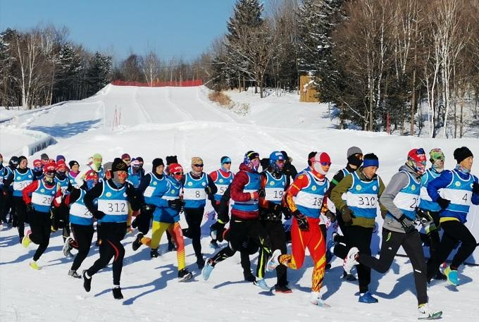 """2019中国·铁力""""日月峡杯""""全国冬季铁三赛举行dnf2020安安"""
