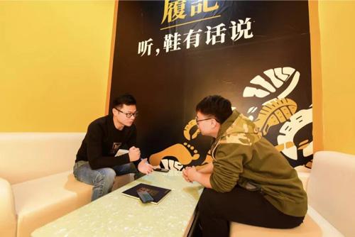 访悦跑圈CEO梁峰:专业数据助力跑者 做马拉松文化的桥梁