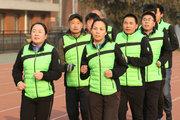 """我的周末,我的5K团队跑""""励跑天下,尽享人生""""这是建侬的企业文化,也是建侬对全民健身事业身体力行的写照。[详细]"""