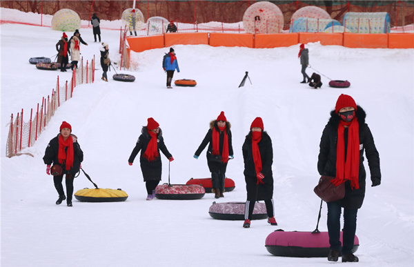 第三届陕西省残疾人冰雪运动活动在铜川启动