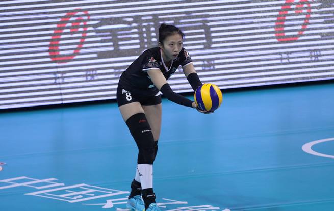 高清:北京女排3-1上海女排 总比分3-0晋级排超联赛总决赛