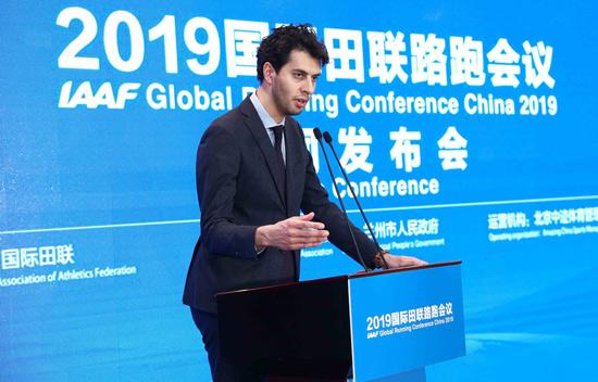 国际田联路跑会议首次落户中国5月30日至6月3日在兰州举行波姬小丝女秘书